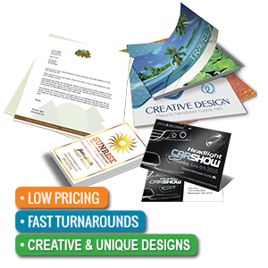 marketing materials design
